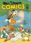 Walt Disney's Comics and Stories Vol 1 24