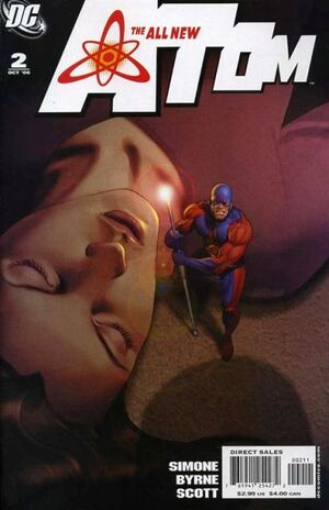 All-New Atom Vol 1 2