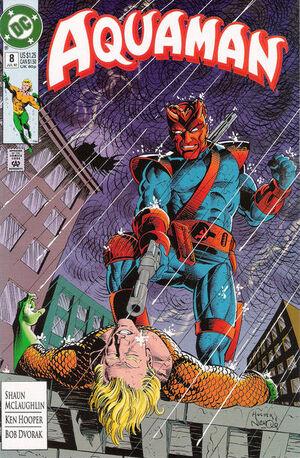 Aquaman Vol 4 8