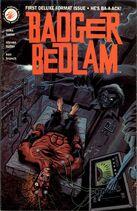 Badger Bedlam Vol 1 1