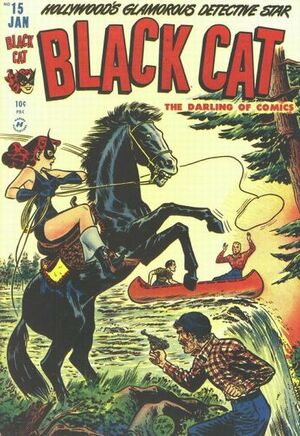 Black Cat Comics Vol 1 15