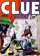 Clue Comics Vol 2 2