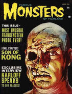 Famous Monsters of Filmland Vol 1 23