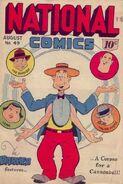 National Comics Vol 1 49