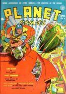 Planet Comics Vol 1 4