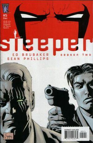 Sleeper Vol 2 5
