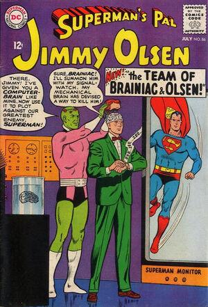 Superman's Pal, Jimmy Olsen Vol 1 86