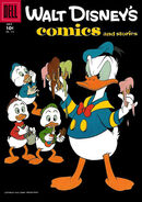 Walt Disney's Comics and Stories Vol 1 214