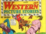 Western Picture Stories Vol 1 2