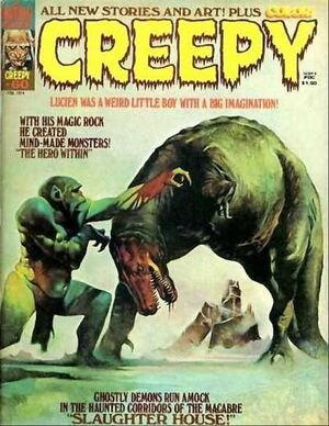 Creepy Vol 1 60