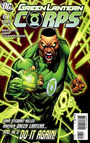 Green Lantern Corps Vol 2 61