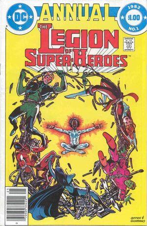 Legion of Super-Heroes Annual Vol 2 1