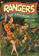 Rangers of Freedom Vol 1 6