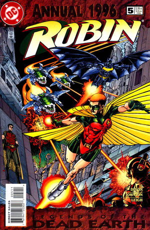 Robin Annual Vol 4 5