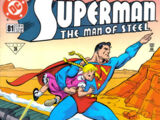 Superman: Man of Steel Vol 1 81