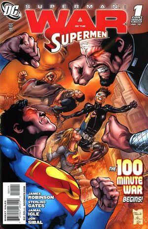 Superman War of the Supermen Vol 1 1