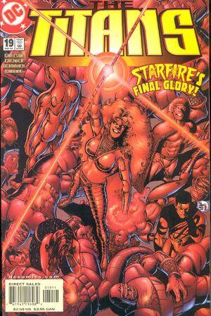 Titans (DC) Vol 1 19