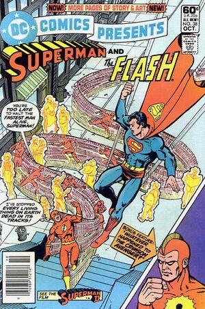 DC Comics Presents Vol 1 38