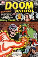 Doom Patrol Vol 1 110