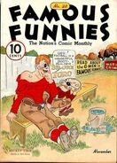 Famous Funnies Vol 1 28