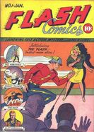 Flash Comics Vol 1 1