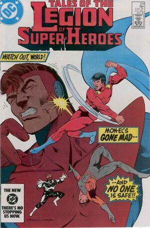 Legion of Super-Heroes Vol 2 319