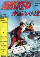 Masked Marvel Vol 1 3