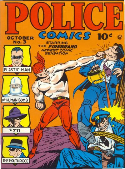 police comics vol 1 3 hey kids comics wiki fandom