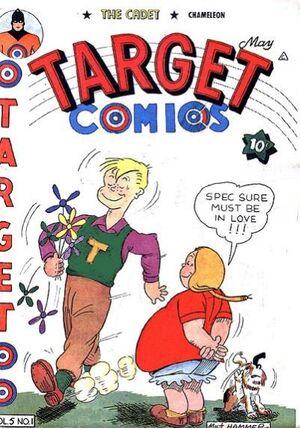 Target Comics Vol 1 49