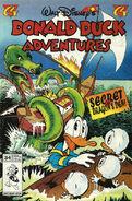 Walt Disney's Donald Duck Adventures Vol 1 34