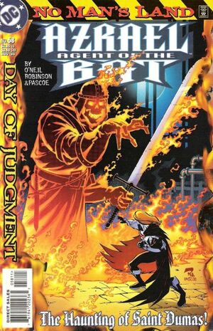 Azrael Agent of the Bat Vol 1 58