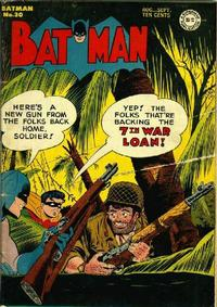 Batman Vol 1 30