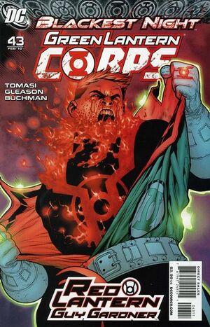 Green Lantern Corps Vol 2 43