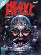 Heavy Metal Vol 2 12
