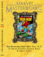 Marvel Masterworks Vol 1 124