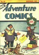 New Adventure Comics Vol 1 22