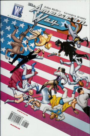 The American Way Vol 1 8
