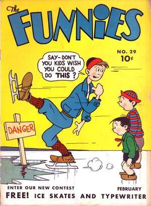 The Funnies Vol 2 29