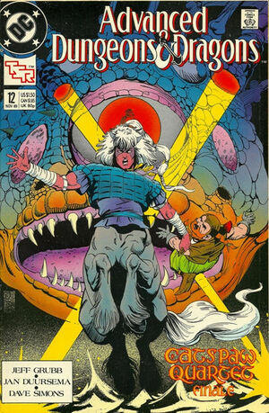 Advanced Dungeons and Dragons Vol 1 12