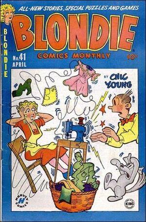 Blondie Comics Vol 1 41