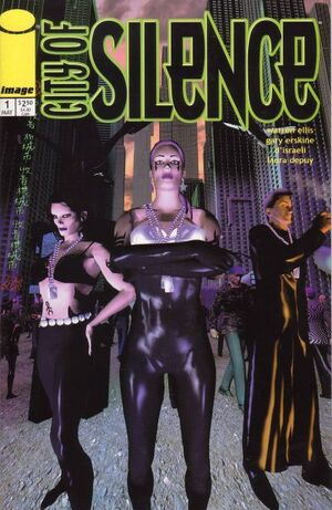 City of Silence Vol 1 1
