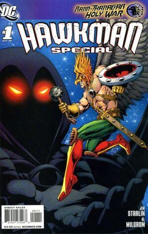 Hawkman Special Vol 1 2008