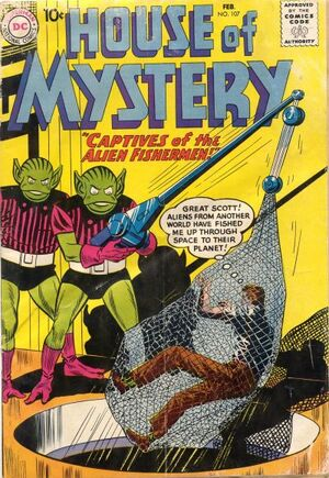 House of Mystery Vol 1 107