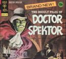 Occult Files of Dr. Spektor Vol 1 1