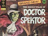 Occult Files of Dr. Spektor Vol 1 1