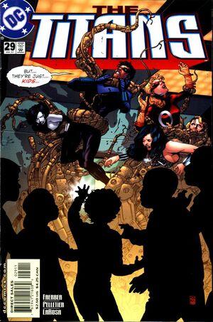 Titans (DC) Vol 1 29