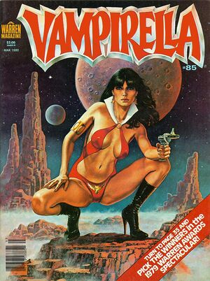 Vampirella Vol 1 85