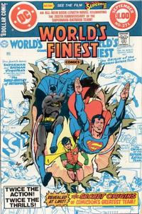 World's Finest Comics Vol 1 271