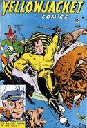Yellowjacket Comics Vol 1 10