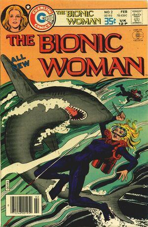 Bionic Woman Vol 1 2